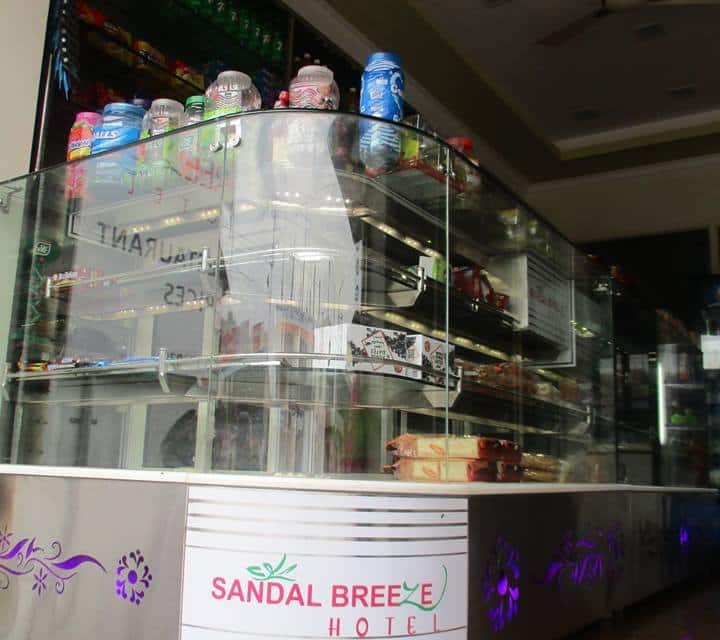 Sandal Breeze Hotel, MARAYOOR, Sandal Breeze Hotel