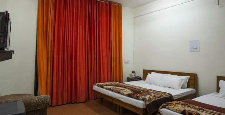 The Vaishnodevi - IRCTC Guest House, Railway Road, The Vaishnodevi - IRCTC Guest House