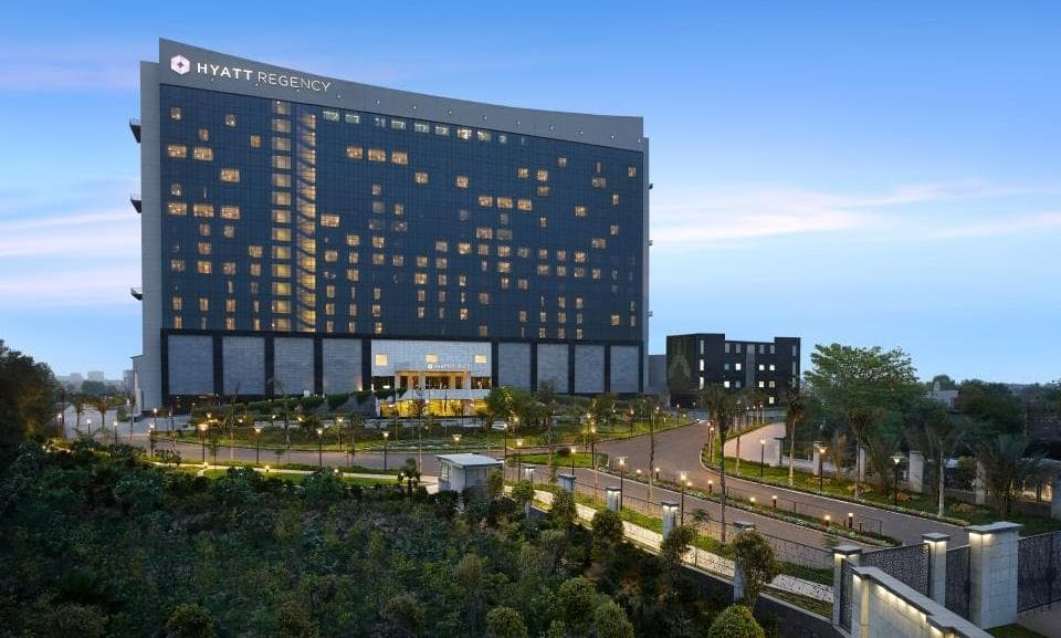 Hyatt Regency Gurgaon, Sector 83, Hyatt Regency Gurgaon