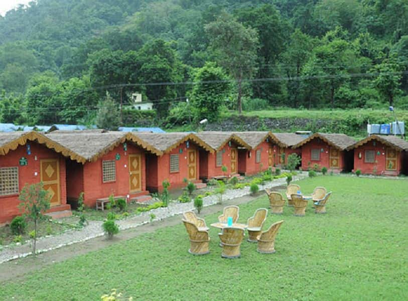 Jiyo Heval Camp And Resort, Neelkanth Road, Jiyo Heval Camp And Resort