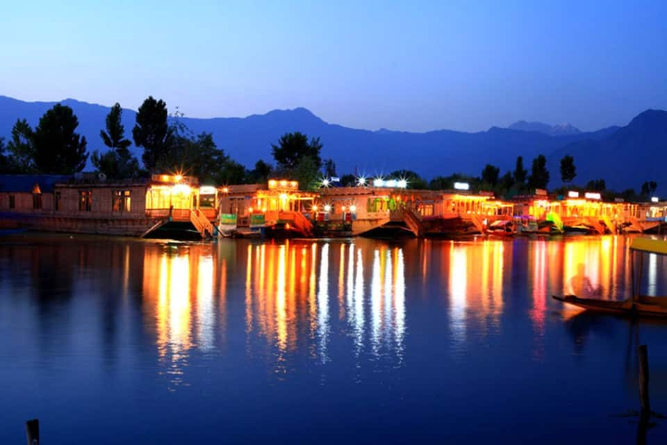 Houseboat by Ashoka, Golden Dal Lake, Houseboat by Ashoka