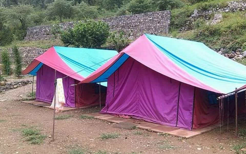 Camp Twilight, Khurapatal, Camp Twilight