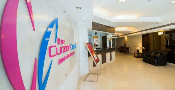 The Curzon Court, Brigade Road, The Curzon Court