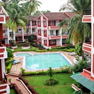 Carmo Lobo Beach Apartments, Candolim, Carmo Lobo Beach Apartments