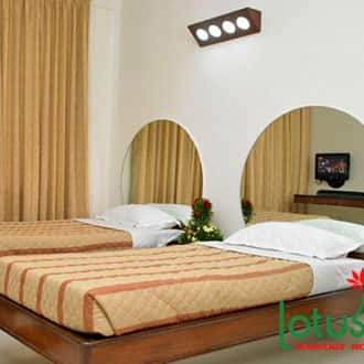 Lotus Suite Rooms - Service Apartment, Muthialpet, Lotus Suite Rooms - Service Apartment