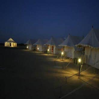 Royal Camps, Sam Sand Dune, Royal Camps