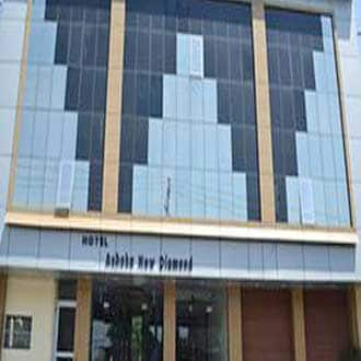 Ashoka New Diamond Hotel, Jammu Tawi, Ashoka New Diamond Hotel