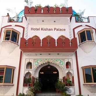 Hotel Kishan Palace Panch Kund Road