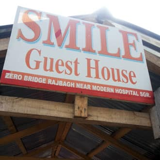 Smile Guest House, Raj Bagh, Smile Guest House