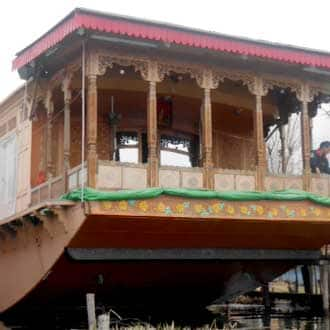 Starling Houseboat, Dal Lake, Starling Houseboat