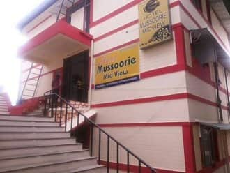 Hotel Mussoorie Midview, The Mall, Hotel Mussoorie Midview