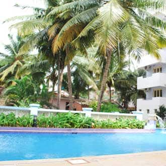 Clarks Serviced Apartments, Calangute, Clarks Serviced Apartments