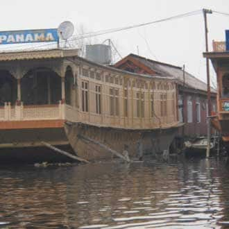 New Panama Houseboat, Dal Lake, New Panama Houseboat