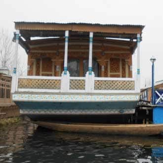 Young Taj Mahal Houseboat, Dal Lake, Young Taj Mahal Houseboat