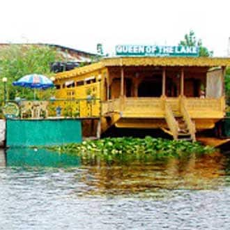 Queen of the Lake Houseboat, Dal Lake, Queen of the Lake Houseboat