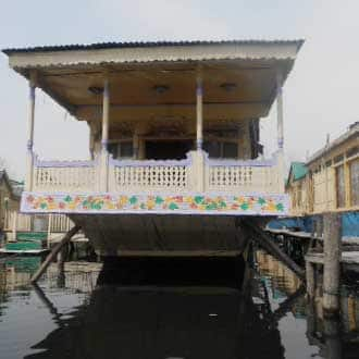 New Lex Crown Houseboat, Dal Lake, New Lex Crown Houseboat