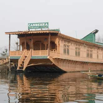 Canberra Houseboat