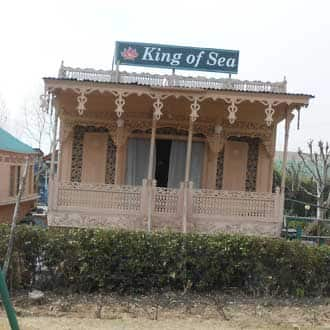 King of Sea House Boat, Dal Lake, King of Sea House Boat