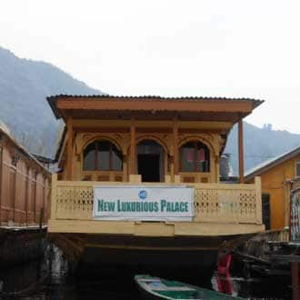 New Luxurious Palace Houseboat