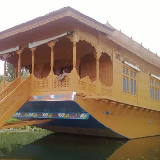 Martin Houseboat, Nagin Lake, Martin Houseboat