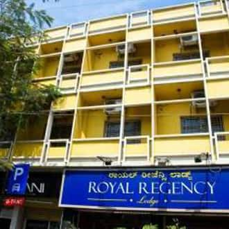 Royal Regency Lodge, Anand Rao Circle, Royal Regency Lodge