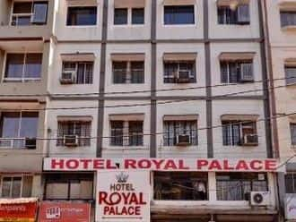 Hotel Royal Palace, Hamidia Road, Hotel Royal Palace