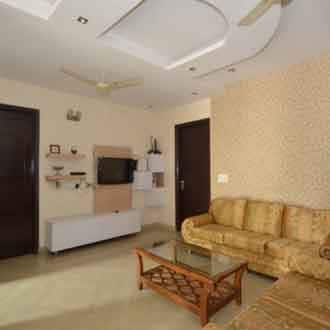 Alcove Serviced Apartments Hari Nagar in New Delhi - Book Room /night
