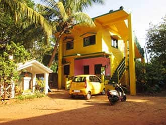 The Goa Sankar Hotel, Mandrem, The Goa Sankar Hotel