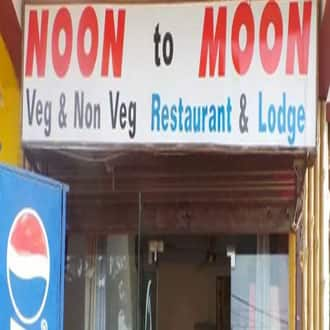 Noon To Moon, Near Ranthambore National Park, Noon To Moon