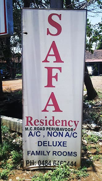 Safa Residency, none, Safa Residency