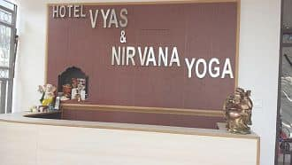Hotel Vyas And Nirvana Yoga, Tapovan, ADB Rooms Vyas And Nirvana Yoga