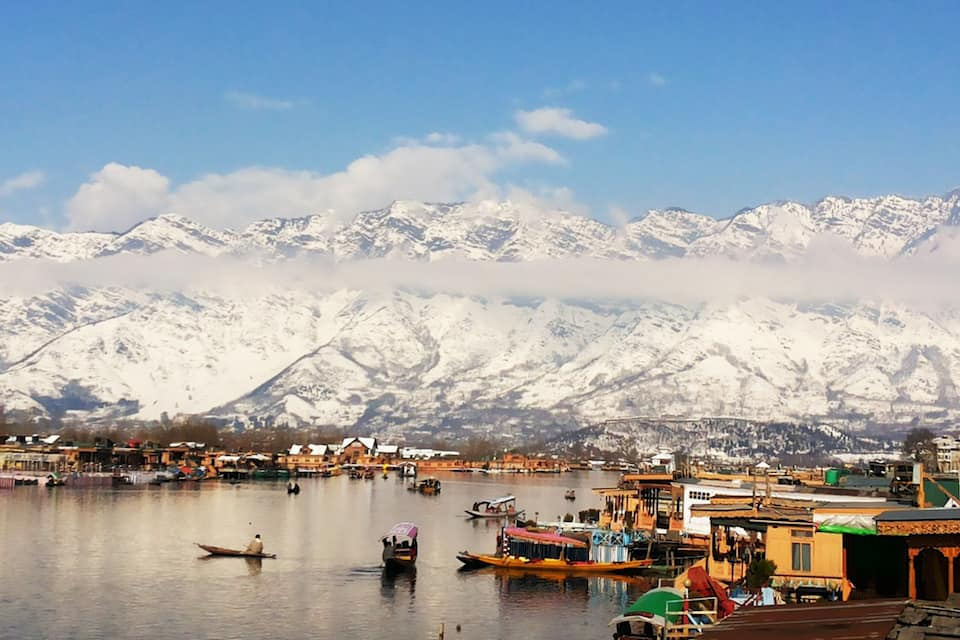 Young Shahzada Group Of Houseboats, Dal Lake, Young Shahzada Group Of Houseboats