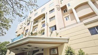 The Central Park, Madhav Rao Scindia Marg, The Central Park