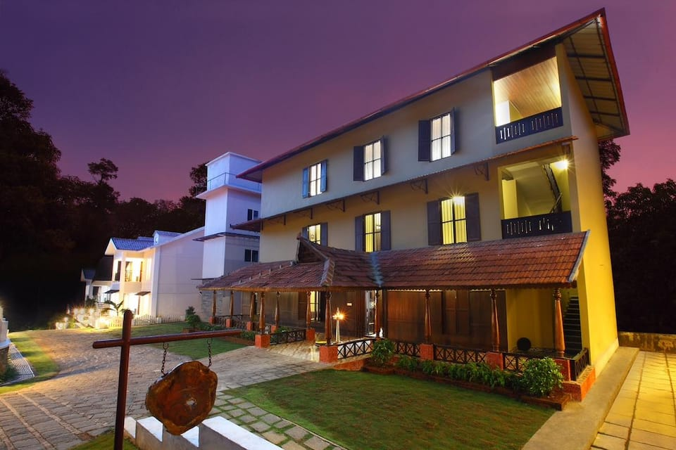 Broad Bean Resort & Spa, Chithirapuram, Broad Bean Resort  Spa