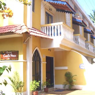 Castle House, Calangute, Castle House