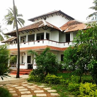 Mavalli Beach Heritage Home