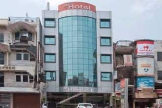 ANR Hotel, Charbagh, ANR Hotel