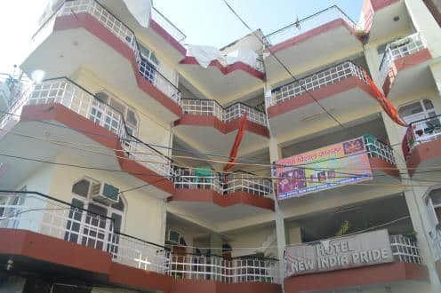 Hotel New India Pride, Near Bus Stand, Hotel New India Pride