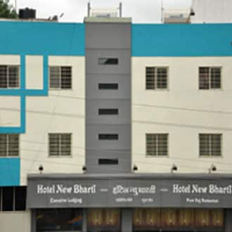 Hotel New Bharti, Station Road, Hotel New Bharti
