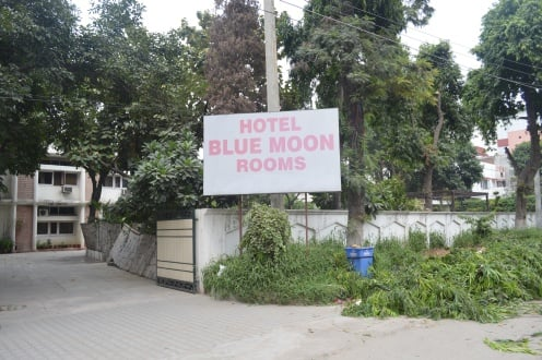 Hotel Blue Moon, Mall Road, Hotel Blue Moon