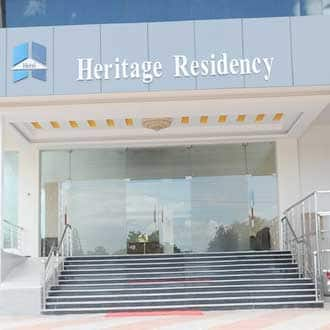 Hotel Heritage Residency, By Pass Road, Hotel Heritage Residency