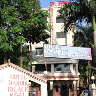 Hotel Hardik Palace, Mira Road (East), Hotel Hardik Palace Mira Road (East)