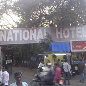 National Hotel, Station Road, National Hotel