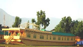 Ibrahim House Boat, Nagin Lake, Ibrahim House Boat