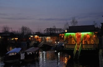 Morning Glory Houseboat, Dal Lake, Morning Glory Houseboat