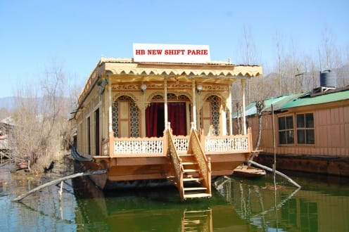New Shafpari Houseboat