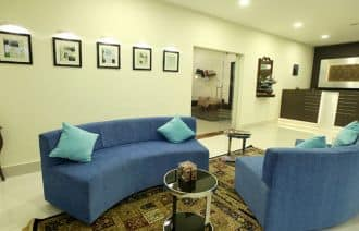 The Lawn Serviced Apartment, Mogappair, The Lawn Serviced Apartment