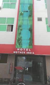 Hotel Mother India, Station Road, Hotel Mother India