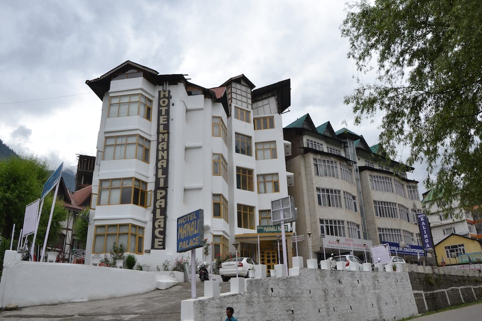 Hotel Manali Palace Height, none, Hotel Manali Palace Height