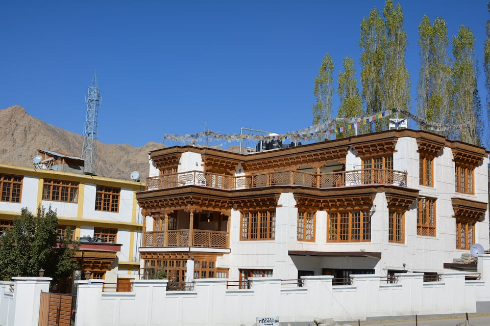 New Royal Ladakh, Chubi, New Royal Ladakh